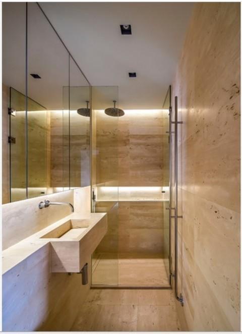Azulejos Calderon - Consejo para baños muy pequeños - Azulejos Calderón