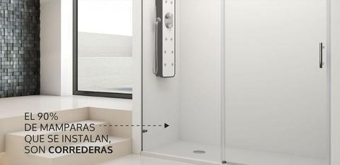 Azulejos Calderon - Elige la mampara adecuada a tus necesidades familiares - Azulejos Calderón