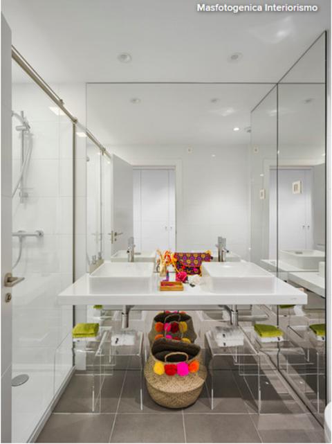 Azulejos Calderon - Mas consejos para baños muy pequeños  - Azulejos Calderón