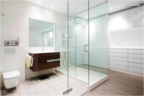 Azulejos Calderon - Más ideas para baños con falta de espacio - Azulejos Calderón