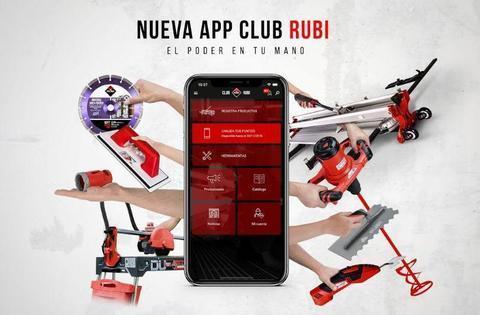 Azulejos Calderon - La app del Club Rubi, la primera aplicación que devuelve dinero por las compras - Azulejos Calderón